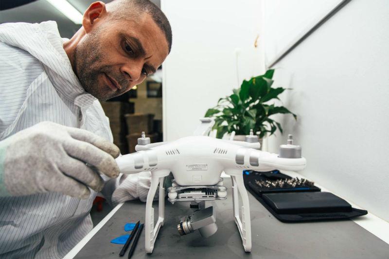 wefix drone repair