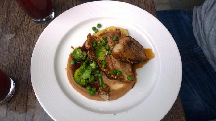 Pork Belly – La Belle Mouille Point.