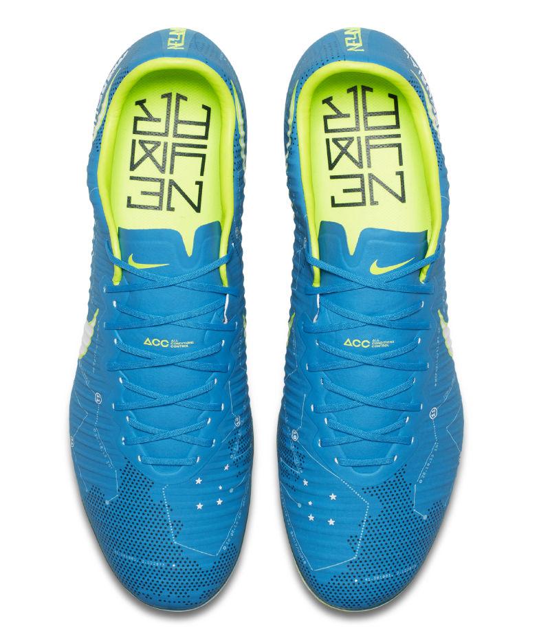 Neymar Jr Nike Mercurial Vapor