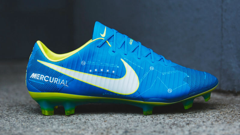 "bc6cc607a77e ""I grew up wearing Mercurial as a kid, so it's like a dream to have my  story on this boot."""