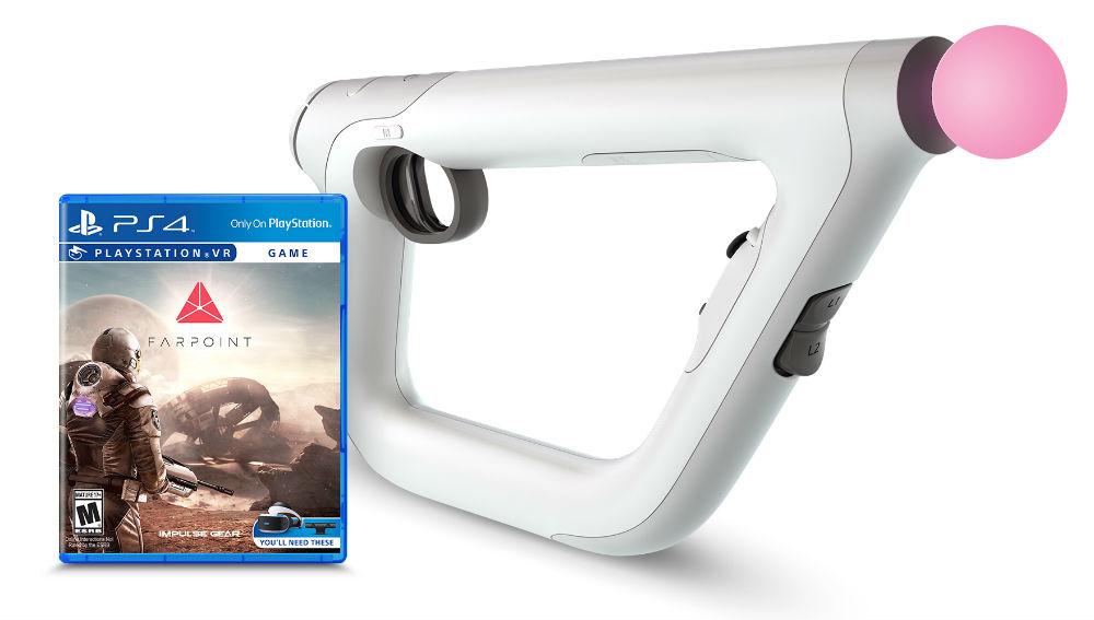 PS VR Aim