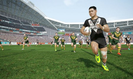 Rugby League Live 4 screenshot