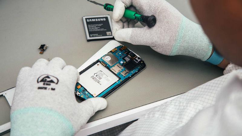 Samsung repair wefix