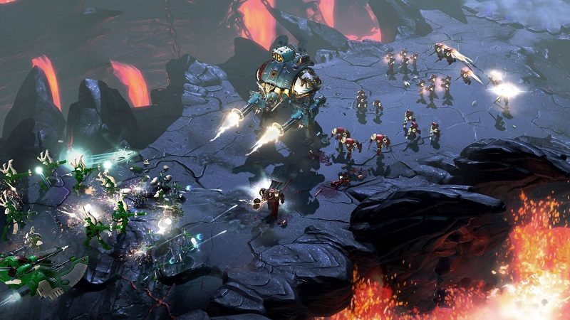 Warhammer 40000- Dawn of War III