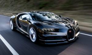 Bugatti Chiron header