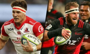 Lions v Crusaders Super Rugby final