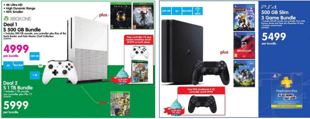 Makro console deals 2