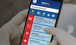 Matrix app smartphone