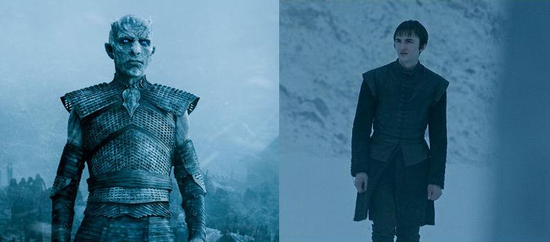 The Night King Bran 2
