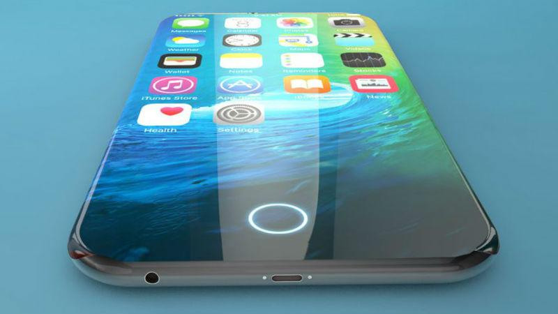 iPhone 8 concept impression