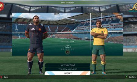 Rugby 18 teams