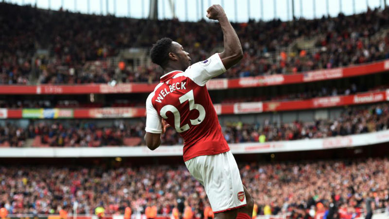 Welbeck Arsenal