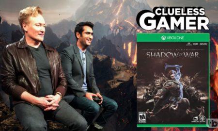 Clueless Gamer Shadow of War