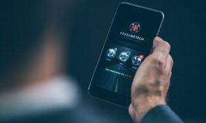 Crashdetech app