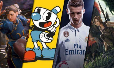 Game reviews October 2017