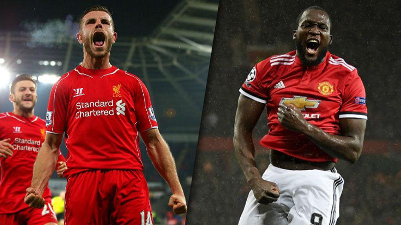 Liverpool Manchester United header