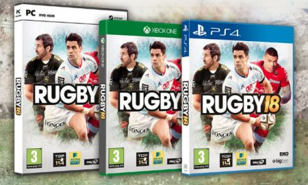 Rugby 18 game