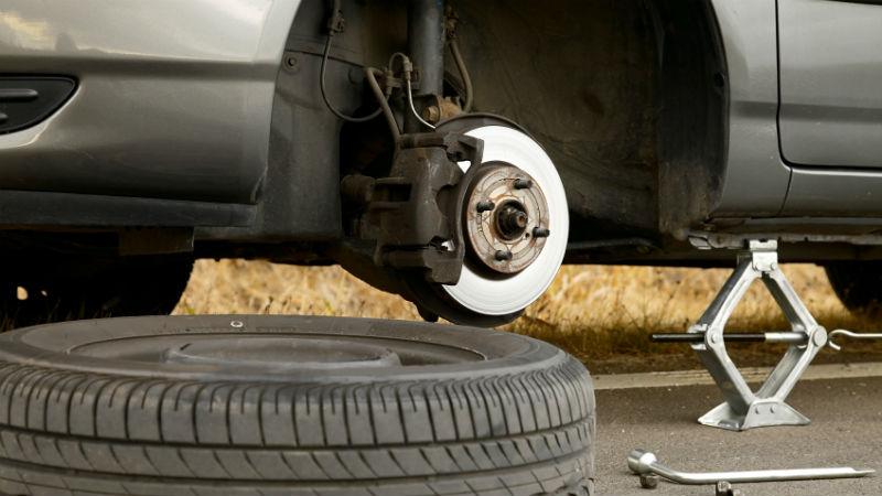 Tyre change 2