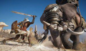 assassins creed origins launch trailer