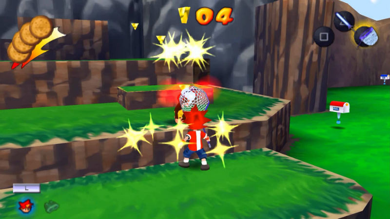 Ape Escape 1 screenshot