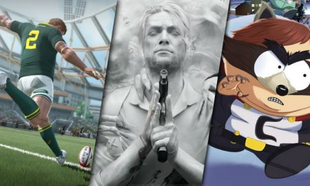 Game reviews Evil Within 2 Rugby 18 south Park