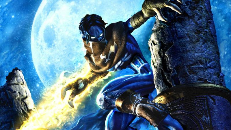 Legacy of Kain Soul Reaver header