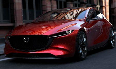 Mazda Kai header