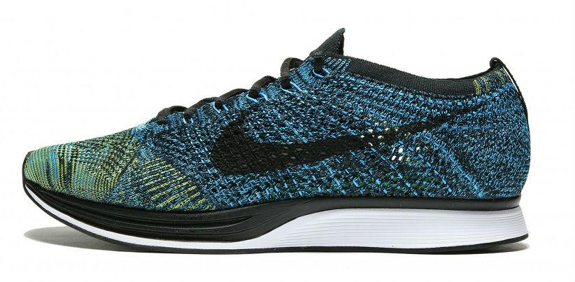 Nike Flyknight Racer – Crew Blue