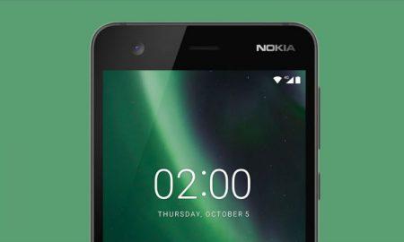 Nokia 2 header