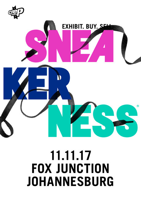 Sneakerness poster