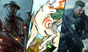 Game releases okami battlefield re 7