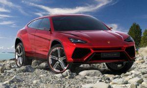 Lamborghini Urus header 2
