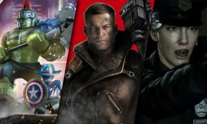 Review wolfenstein lego marvel superheroes hidden agenda