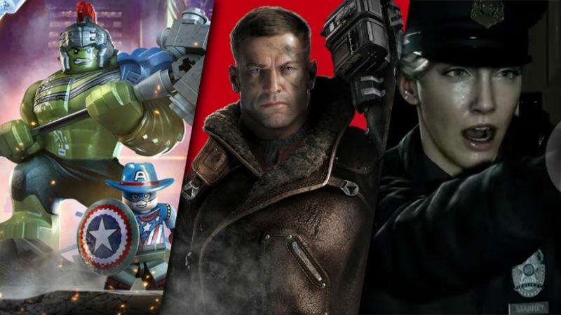 Review wolfenstein lego marvel superheroes hidden agenda