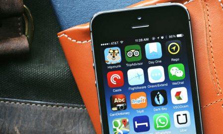 Travel apps header