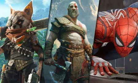 Biggest Games of 2018
