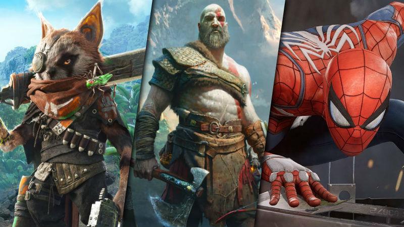 Biggest Games of 2018