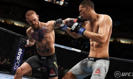 Conor McGregor UFC 3