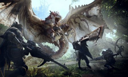 Monster Hunter World header