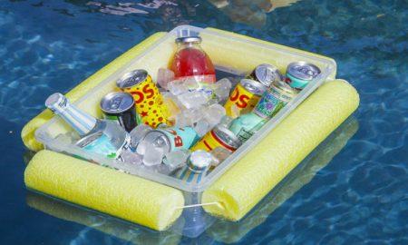 Pool coolerbox DIY