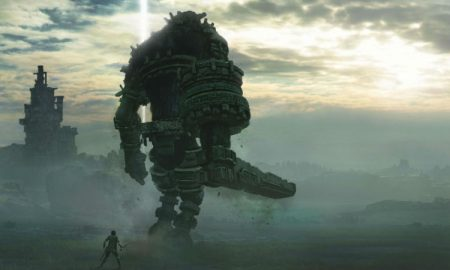 Shadow of the Colossus header