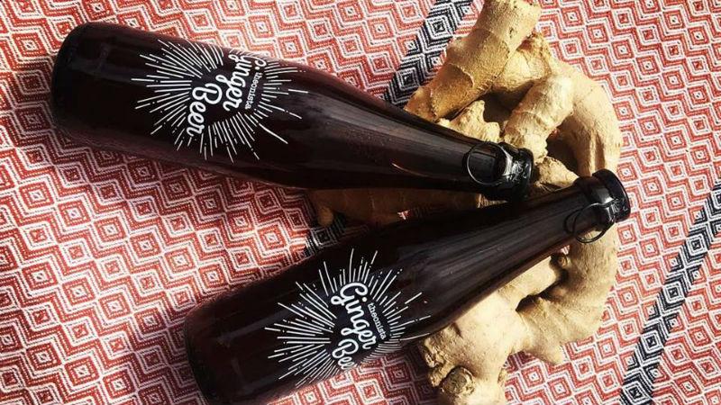 Theonista Ginger Beer
