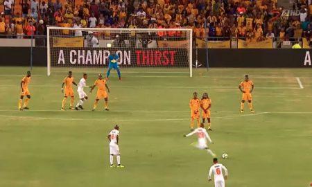 Walter Musona goal