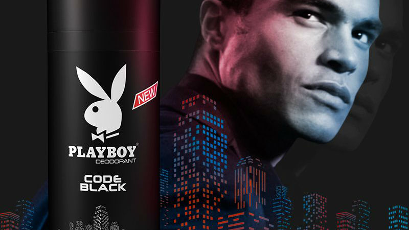 Playboy Code Black