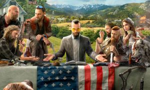 Far Cry 5 header