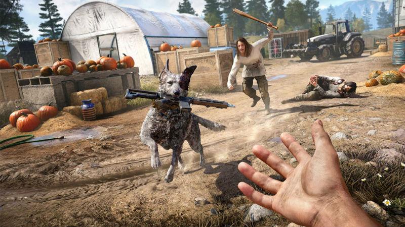 Far Cry 5 header