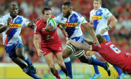 Reds Stormers