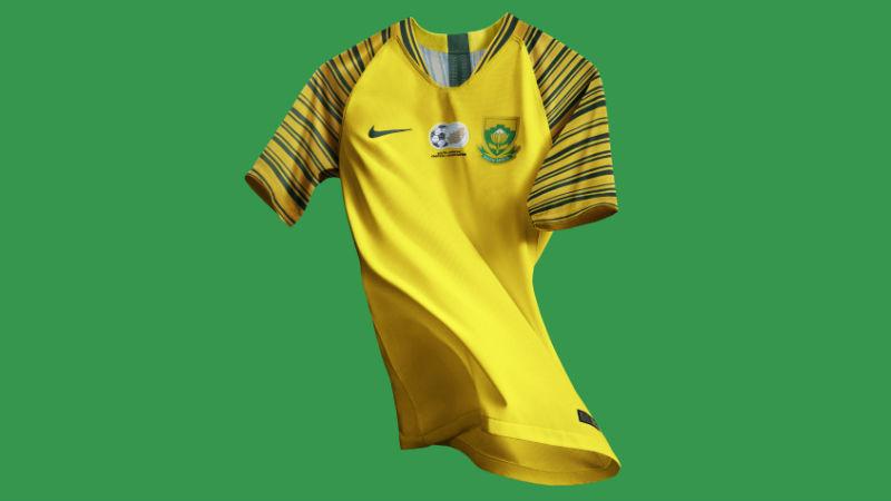 Bafana Bafana 2018 header