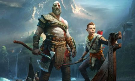 God of War 2018 header