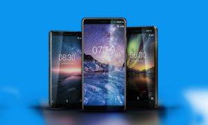 Nokia phones header